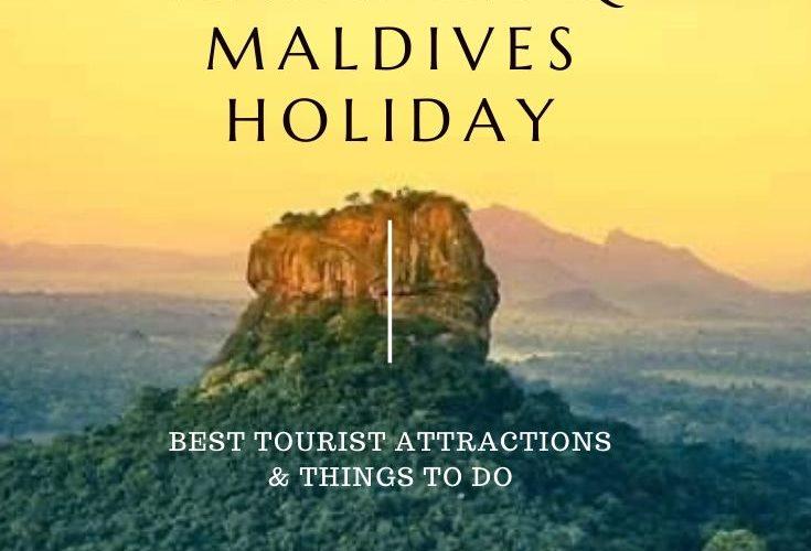 Things to do in Srilanka & Maldives